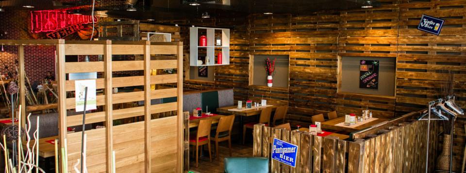 überdrüber Xxl Restaurant Das Restaurant